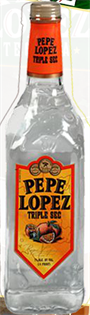 Pepe Lopez Triple Sec 1.00l - Case of 12